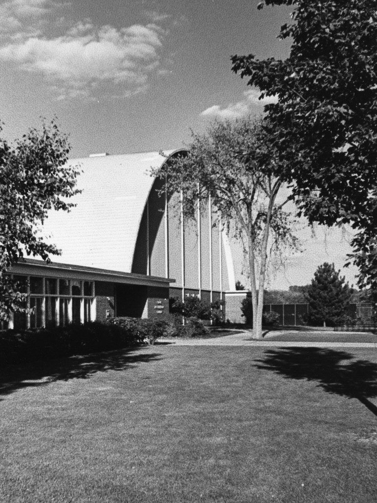 Clark Recreation Center Exterior