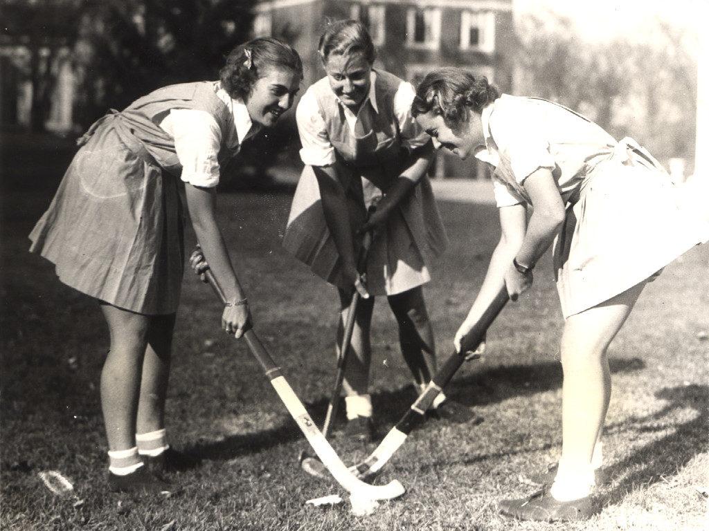 Field Hockey Players