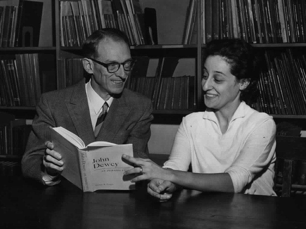 Holcombe Austin and Amelie Oksenberg Rorty