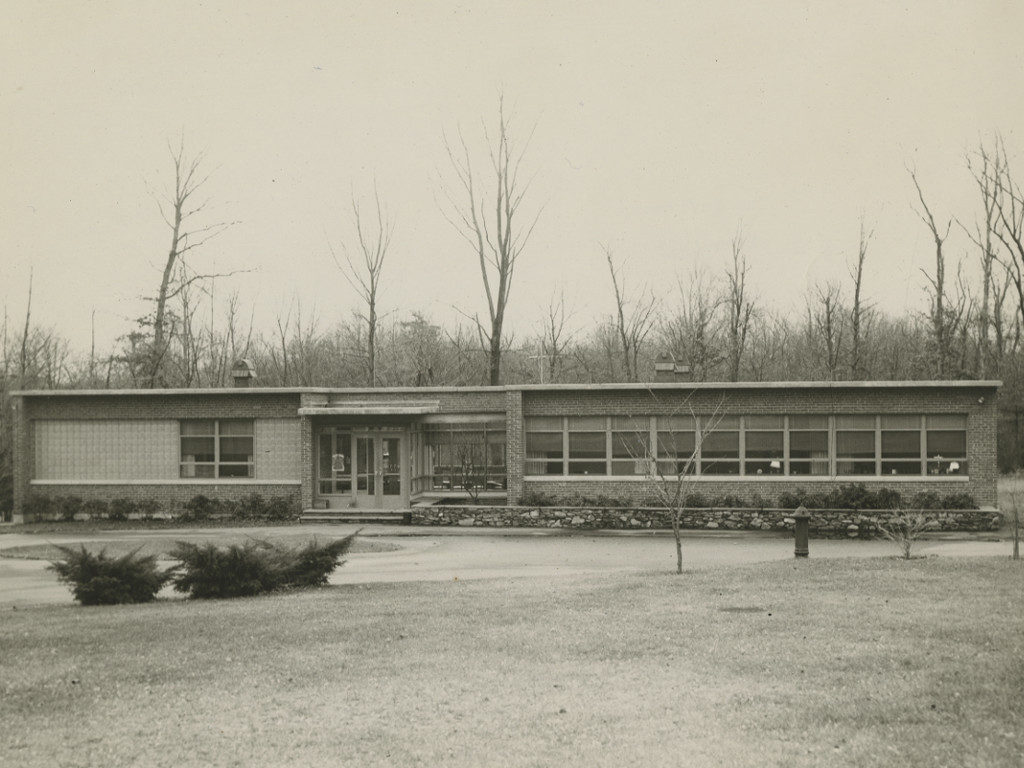 The Infirmary in 1959